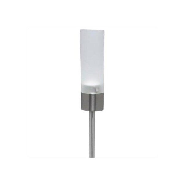 DwellStudio Faro Hurricane Lamp- Frosted Glass