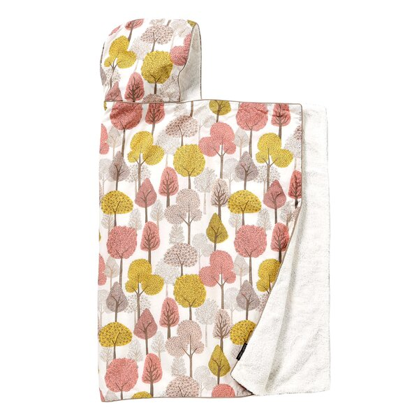 DwellStudio Treetops Hooded Towel