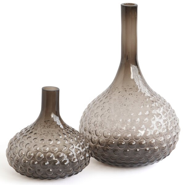 DwellStudio Glass Bulb Vase