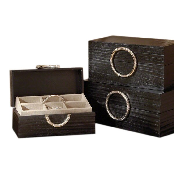 DwellStudio Scalloped Jewelry Box