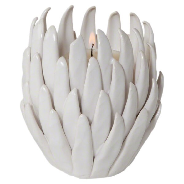 DwellStudio Monet White Votive
