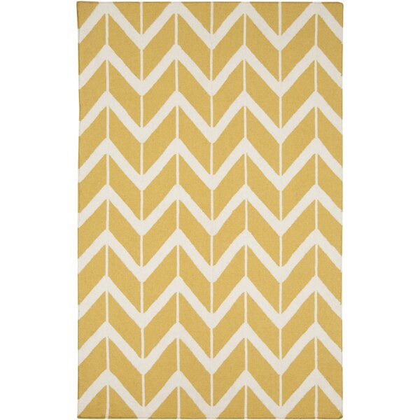 DwellStudio Arrow Maize Rug