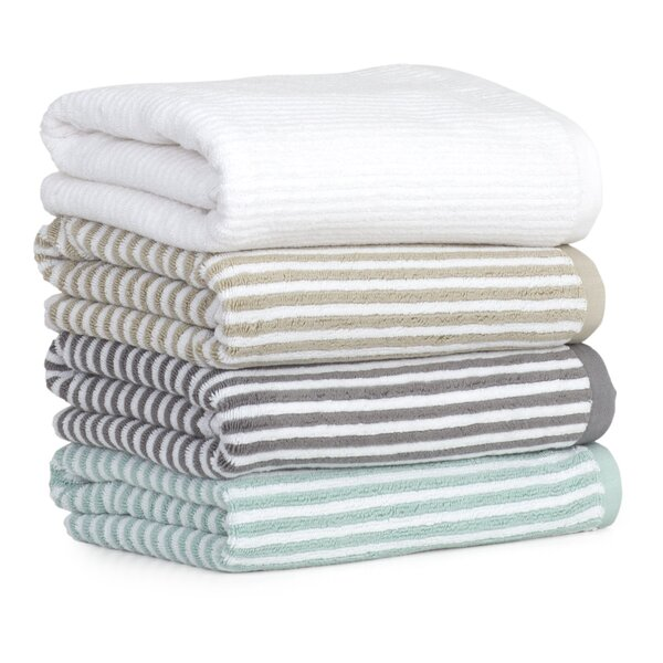 DwellStudio Mini Stripe 6 Piece Towel Set