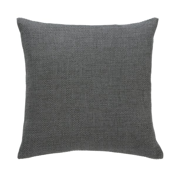 DwellStudio Cartwright Graphite Pillow