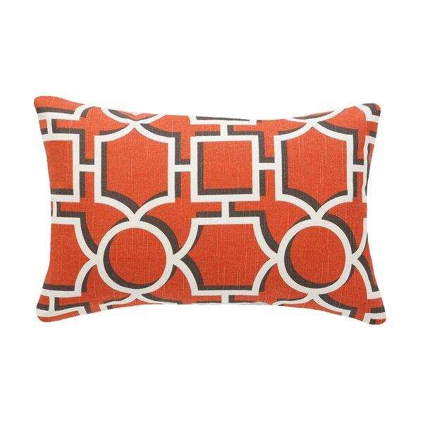 DwellStudio Vreeland Persimmon Pillow