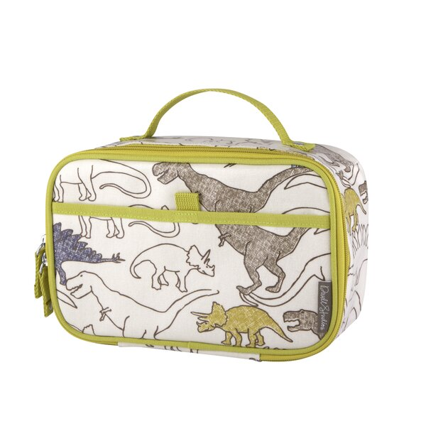 DwellStudio Dinosaurs Insulated Lunch Box