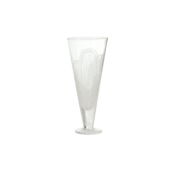 DwellStudio Malachite Champagne Flute