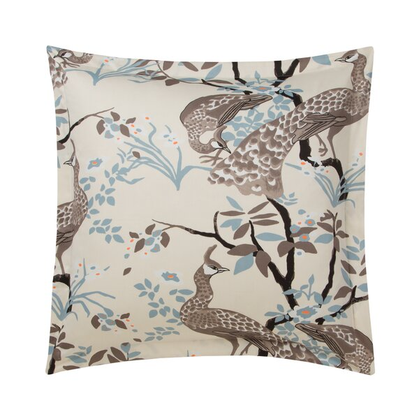 DwellStudio Peacock Dove Euro Sham