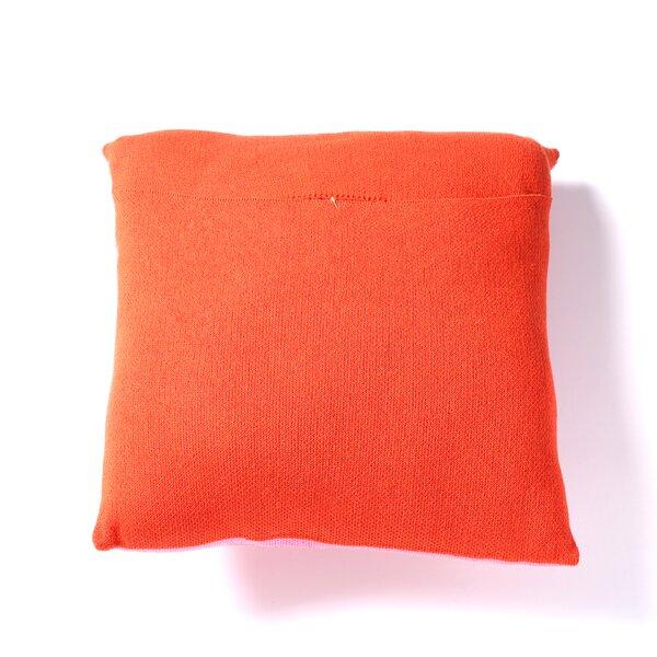 DwellStudio Graphic Dot Spice & Orchid Pillow