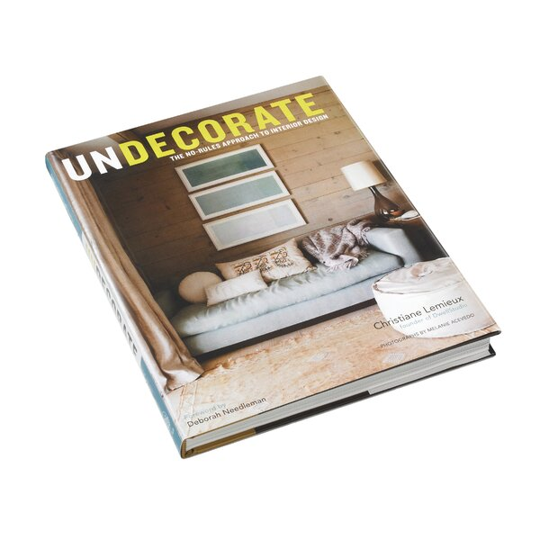DwellStudio Undecorate by Christiane Lemieux