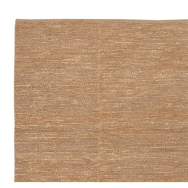 DwellStudio Nubby Jute Wheat Rug