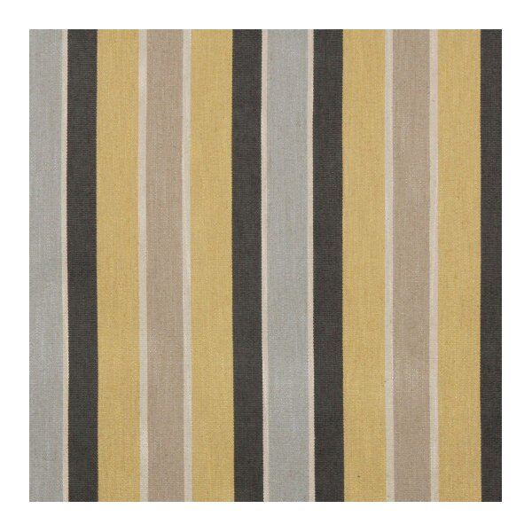 DwellStudio Shifted Stripe Fabric - Citrine