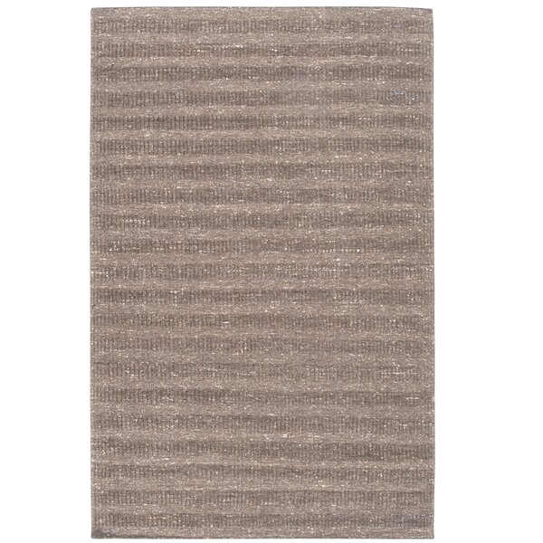 DwellStudio Textured Stripe Parchment Rug
