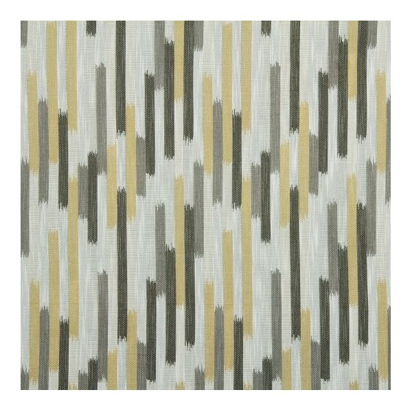 DwellStudio Ikat Blocks Fabric - Citrine