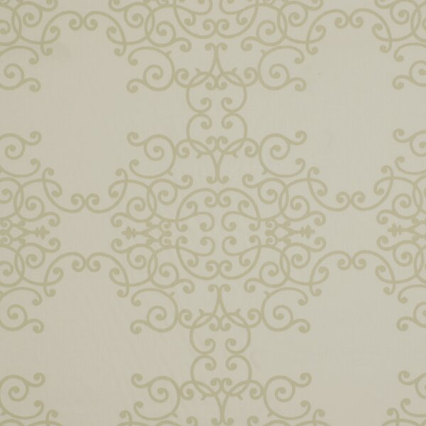 DwellStudio Soft Scrolls Fabric - Birch