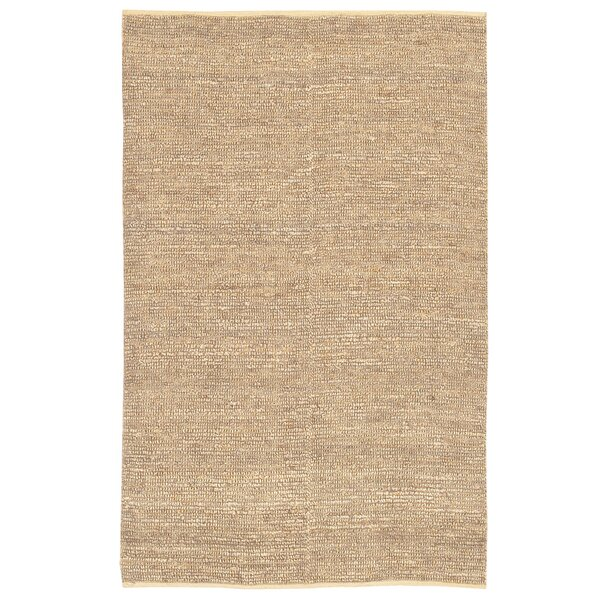 DwellStudio Nubby Jute Antique White Rug