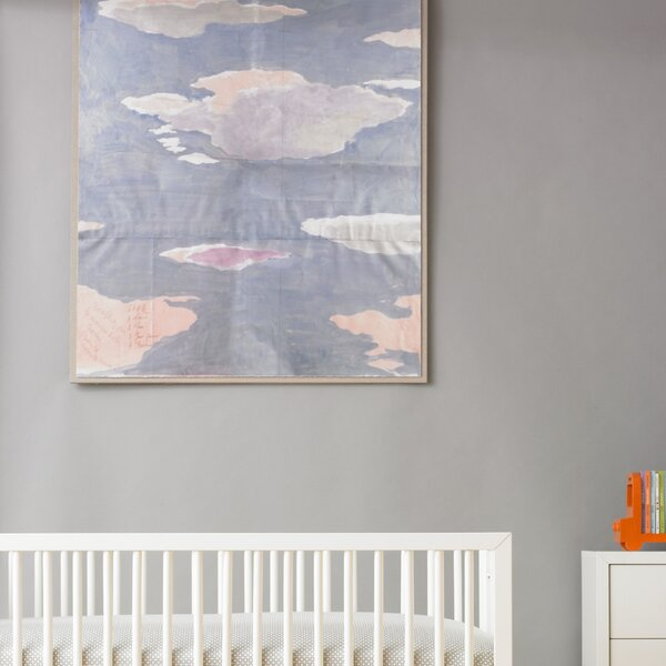 DwellStudio Paule Marrot Clouds Artwork