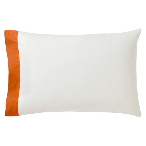DwellStudio Modern Border Tangerine Case