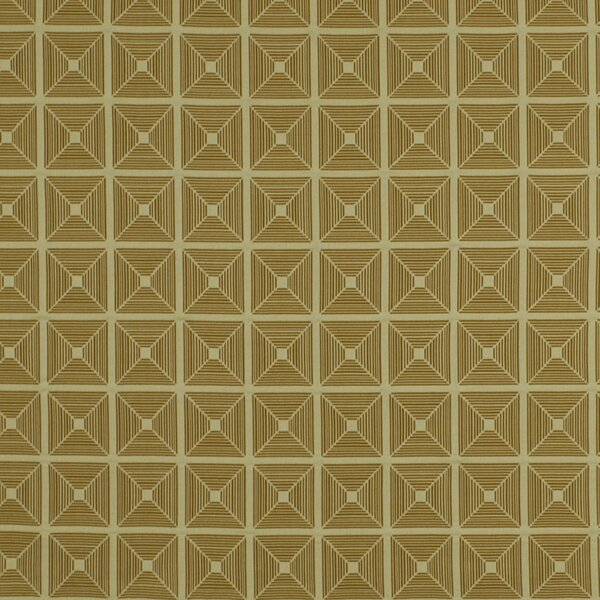DwellStudio Pyramid Fabric - Camel