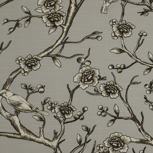 DwellStudio Vintage Blossom Fabric - Dove