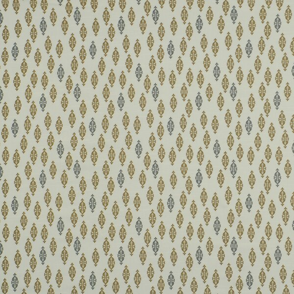 DwellStudio Boteh Fabric - Camel