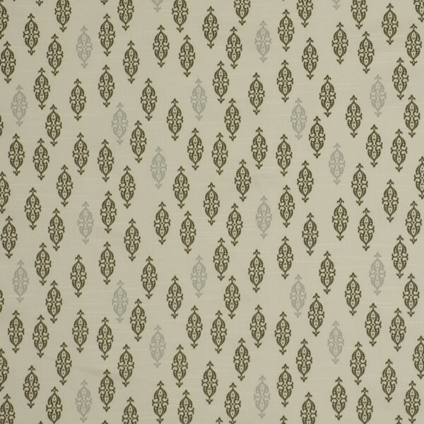 DwellStudio Boteh Fabric - Brindle