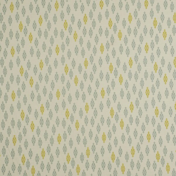 DwellStudio Boteh Fabric - Jade
