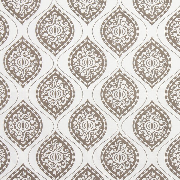 DwellStudio Ogee Fabric - Brindle
