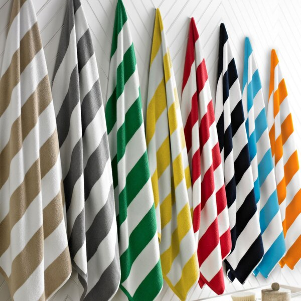 DwellStudio Cabana Stripe Beach Towel