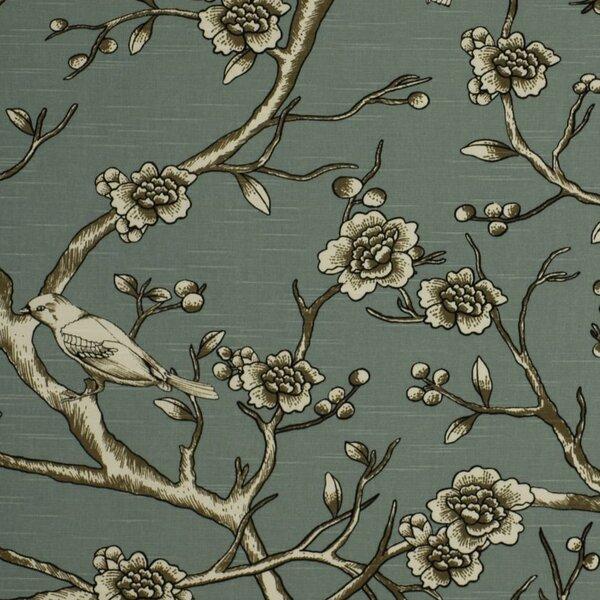 DwellStudio Vintage Blossom Fabric - Jade