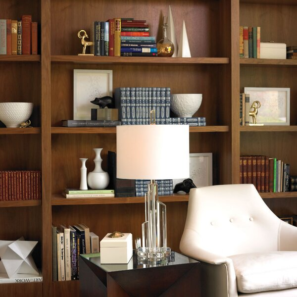 DwellStudio Tower Table Lamp with Drum Shade