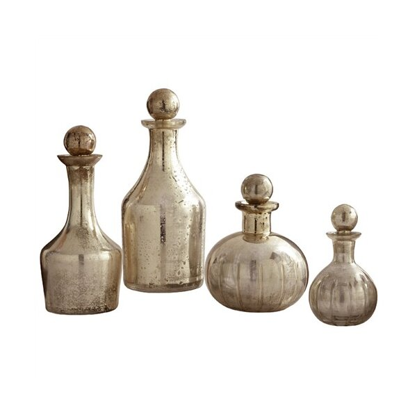 DwellStudio Blythe Glass Decanters