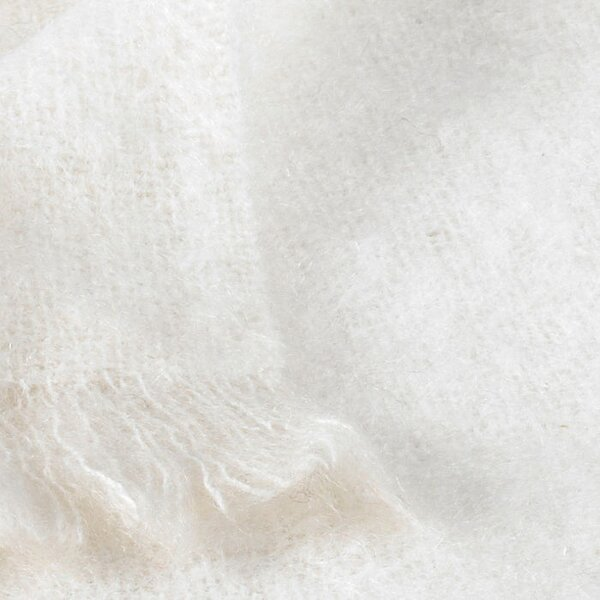 DwellStudio Brushed Mohair Throw