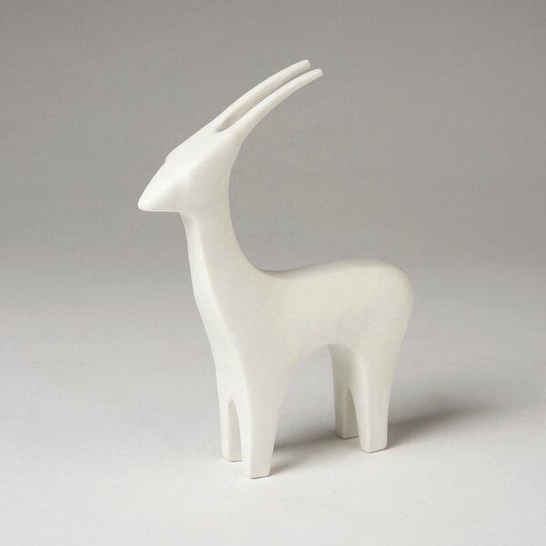 DwellStudio Antelope White Objet