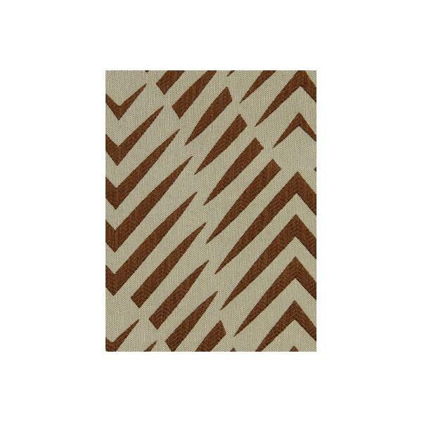 DwellStudio Zebra Geo Fabric - Copper