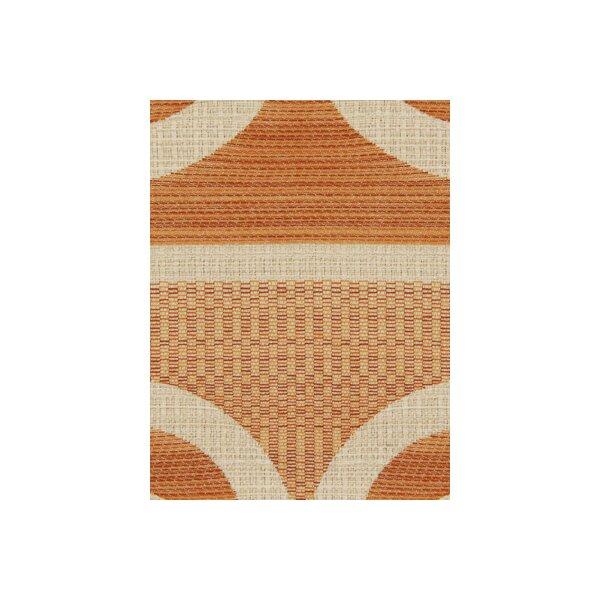 DwellStudio Jacinto Fabric - Tangerine