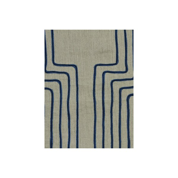 DwellStudio High Wire Fabric - Ultramarine