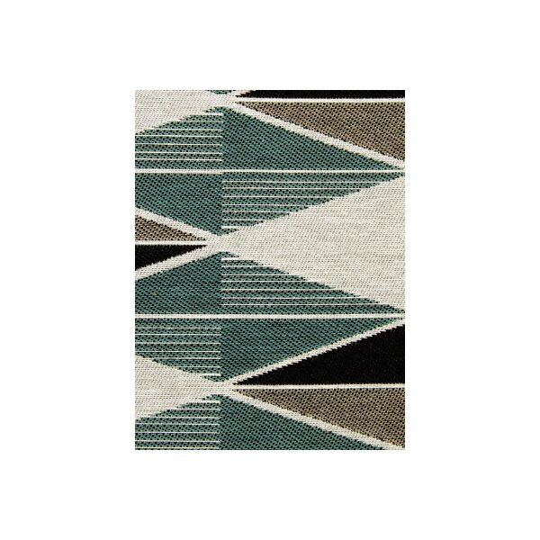 DwellStudio Origami Fabric - Aquatint