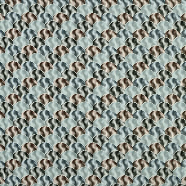 DwellStudio Ludlow Fabric - Copper