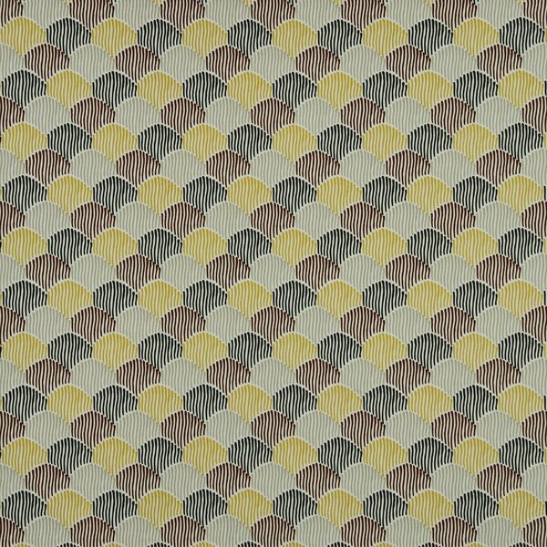 DwellStudio Ludlow Fabric - Citrine