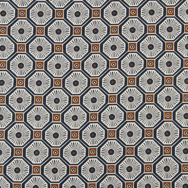 DwellStudio Kimono Fabric - Midnight