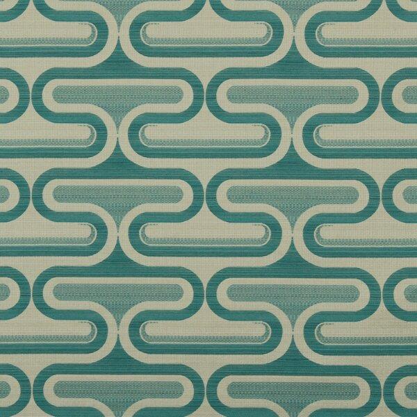 DwellStudio Jacinto Fabric - Turquoise