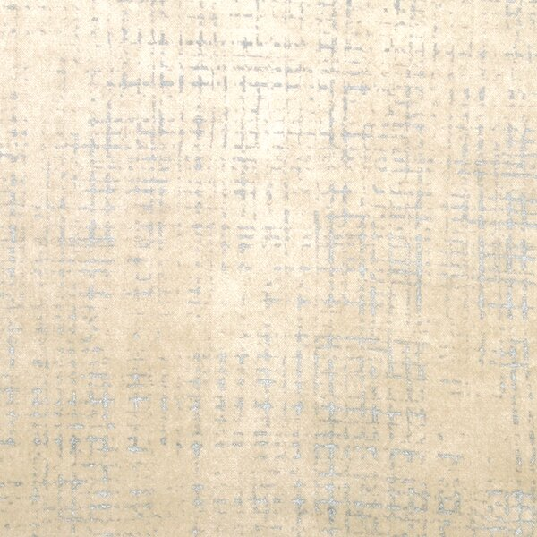 DwellStudio Etched Velvet Fabric - Pearl