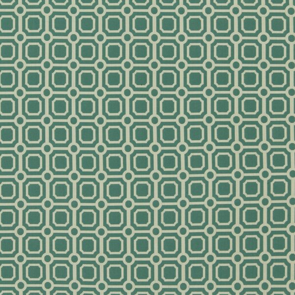 DwellStudio Palm Canyon Fabric - Turquoise
