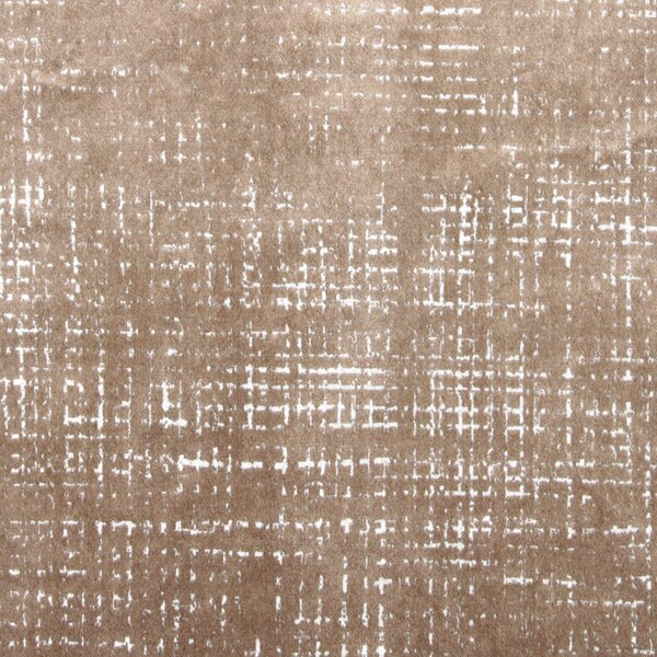 DwellStudio Etched Velvet Fabric - Dove