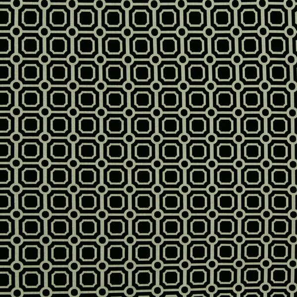 DwellStudio Palm Canyon Fabric - Jet