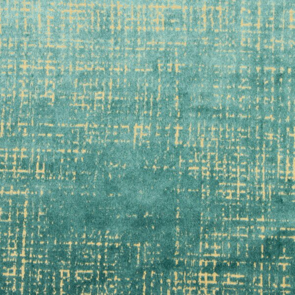 DwellStudio Etched Velvet Fabric - Green