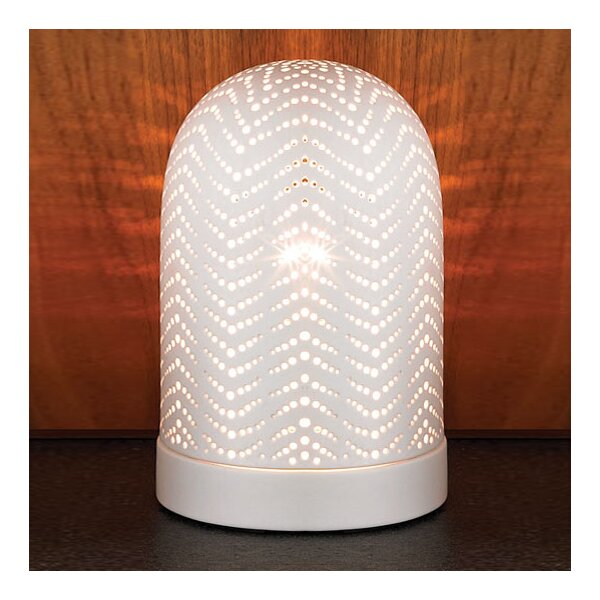 "DwellStudio Dome Small Ceramic 10"" H Table Lamp"