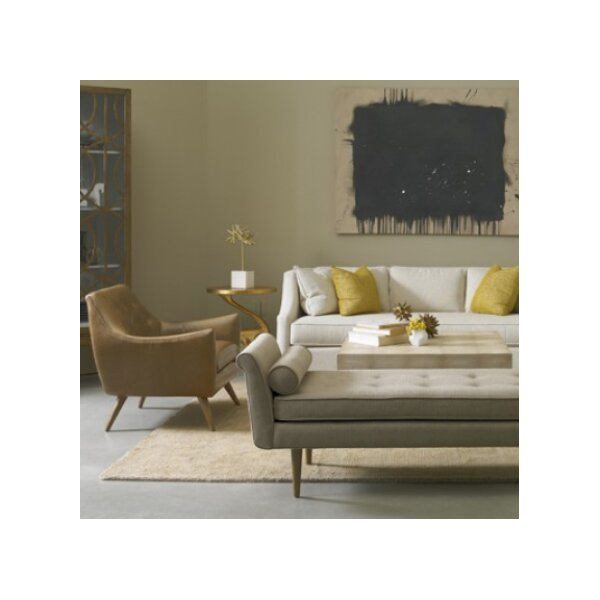 DwellStudio Channing Leather Chair