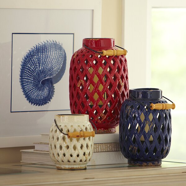 Birch Lane Weaver Lanterns